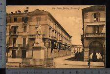 [21762] CUNEO - SALUZZO - VIA SILVIO PELLICO 1909