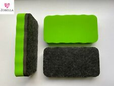 More details for quality magnetic whiteboard eraser, drywipe duster cleaner, multi buy savings