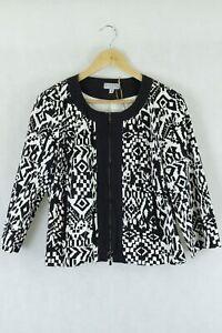 Gitane On Style Black And White Jacket 12 by Reluv Clothing