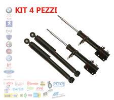 Kit 4 front shock absorbers rear alfa romeo 156 1.9 2.4 jtd 2.0 16v