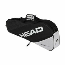 HEAD Elite Pro 3 Rackets Tennis Bag - Black