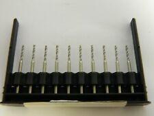 Walter Titex 11mm 118 Point Vanadium Hss Micro Drill Bit Qty 10 5062936