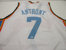 super popular 47445 9ec32 Carmelo Anthony NBA Original Autographed Jerseys for sale | eBay