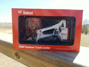 Bobcat Toy 1:25 Scale Skid Steer Loader Model S590