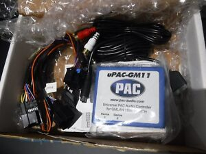 PAC uPAC-GM11 iPod Aux Input Interface for GM Vehicles 30 PIN IPOD & AUX