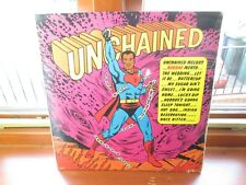 Unchained Very Rare Original Reggae Compilation Sioux Records 1972