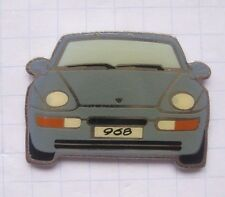 PORSCHE 968 / graut  ................... Auto-Pin (129g)