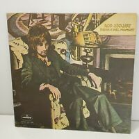 Rod Stewart Never A Dull Moment Mercury SRM-1-646 1972 LP Vinyl Record Album