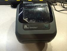 Zebra GK420d Thermal Label Barcode Printer Free Remote Tech Support Like ZP 450