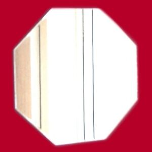 Octagon Shaped Mirrors (Shatterproof Safety Acrylic mirrors, Several Sizes)