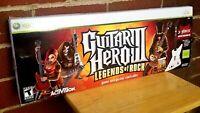 Guitar Hero III 3 Legends Of Rock Bundle Xbox 360 Wired X-plorer Guitar Set