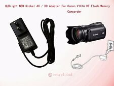 DC 8.4V AC Adapter Charger For CANON VIXIA HF G10 M30 M31 M32 M36 M300 Camcorder