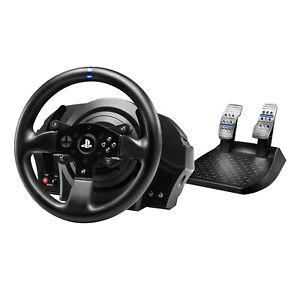 Thrustmaster T300RS Racing Wheel inkl. Pedal-Set PS4 PS5 Lenkrad Schwarz
