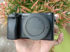 Sony Alpha A6300 Mirrorless Camera with Shutter Count 14,000