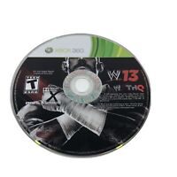 WWE '13 (Microsoft Xbox 360, 2012) Disc Only D3