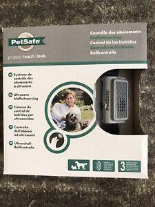 PetSafe Anti Bell Ultraschall Halsband Neu/ OVP