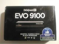Decoder Digitale Terrestre Full HD Digiquest Evo9100 PVR con Lettore Smart Card