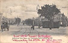 BR64475 southport scarisbrick new road and tabernacle    uk