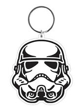 Star Wars Gummi-Schlüsselanhänger Stormtrooper 6 cm NEU & OVP