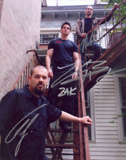 GHOST ADVENTURES CAST SIGNED POSTER PHOTO 8X10 RP AUTOGRAPHED ZAK BAGANS AND ALL