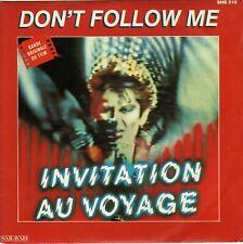 BOF INVITATION AU VOYAGE GABRIEL YARED / NINA SCOTT FRENCH ORIG EP OST