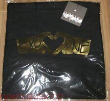 EXO SMTOWN COEX Artium SUM OFFICIAL GOODS HAND SIGN ECOBAG ECO BAG GOLD NEW