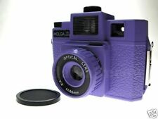 SALE -  New Purple Holga 120GCFN GCFN lomo camera (6x6 incld.) Medium Format 120