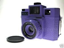 SALE -  New Purple Holga 120GCFN GCFN lomo camera (6x6 incld.) Medium Format 120