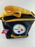 NFL Pittsburgh Steelers Insulated Cooler Bag With Strap New With Tags