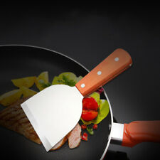 Cooking tools Spatula Grilling Pastry Stainless Steel Metal Turner Flat Burger