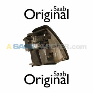 SAAB 900 Outer Tail Light OEM PASSENGER RIGHT RH 86-93 Saab 900 REFLECTOR ONLY