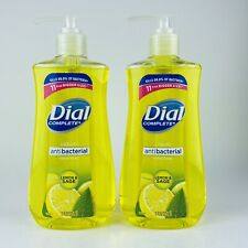 2-Pack Dial Complete Liquid Hand Soap Lemon & Sage Kills Bacteria 11 Fl.oz Each