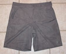 Under Armour Mens Size 36 Heat Gear Loose Fit Shorts