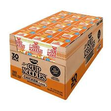 Nissin Cup Noodles, Chicken Flavor (2.25 oz., 30 ct.)''