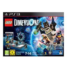 LEGO Dimensions Starter Pack PS3 (NEU & OVP!)