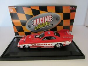 WHIT BAZEMORE 1997 NHRA WINSTON TOP FUEL MUSTANG FUNNY CAR 1/24 SCALE 1 OF 3,500