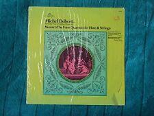 MICHEL DEBOST - The Four Quartets For Flute & Strings ~ S-60246~VG / EX