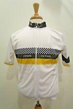 Rapha L'Etape Du Tour Super Lightweight Cycling Jersey Shirt 2012 XL