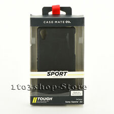 Case Mate Sport Collection Dual Layer Thin Slim Case for Sony Xperia Z2 (Black)