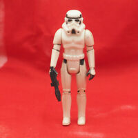 Vintage Star Wars Stormtrooper Action Figure w/ Weapon