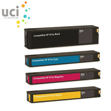 4x Compatible HP 973X Ink Cartridge for PageWide Pro 452dw 452dwt 477dw 477dwt