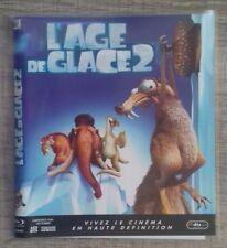 Blu Ray L'âge de glace 2