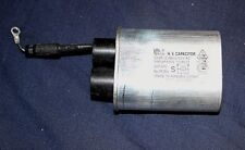 MICROWAVE HIGH VOLTAGE CAPACITOR 0.83uf CH85-2:083-2100V-AC BiCal 2501-001202