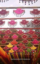 Traditional Theme Wedding Decorative  Wall Hanging Spinner 20pc Lot Pankhi Decor