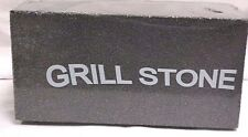 "Griddle Cleaner Grill Brick Stone 3-1/2""x 4""x 8"" Scraper Cleaning Pumice Type"