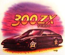 "Original ""300 ZX Turbo"""" Hot Peel Iron On Transfer"