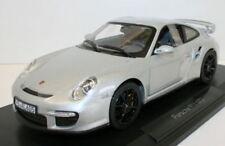 Coches, camiones y furgonetas de automodelismo y aeromodelismo GT color principal plata Porsche