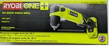 Ryobi P241 18V ONE+ 3/8 in. Right Angle Drill (Tool Only)