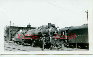 1C028 RP 1940s BALTIMORE & OHIO RAILROAD  LOCO #5047