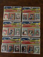 1989 TOPPS BATTING LEADERS U PICK 3 UNOPENED 100 CARD KMART BLISTER PACKS